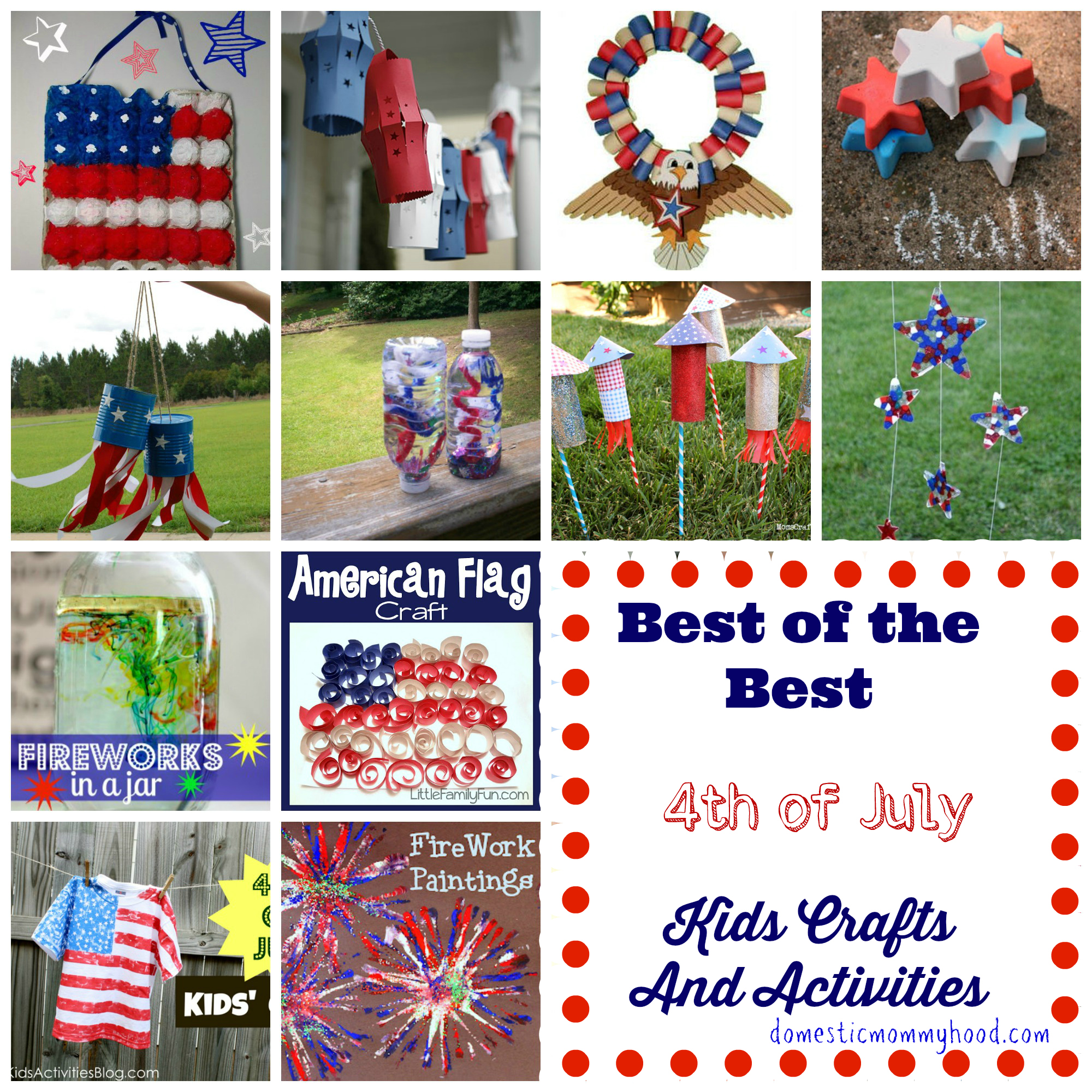 May The Fourth Be With You School Activities: 20 4th Of July Kids Crafts And Activities