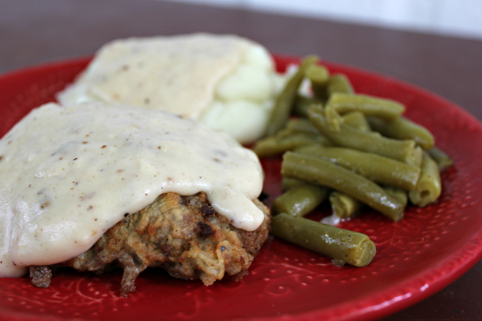 country fried steak 2