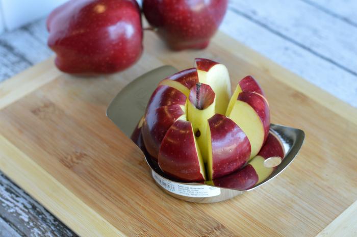 apple teeth recipe