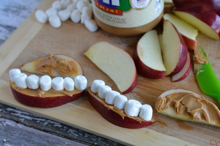 apple teeth 4