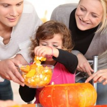 18 Educational Lessons you Can Teach Your Child While Carving a Pumpkin