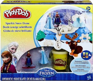 disney frozen play-doh set