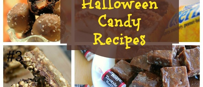20 Leftover Halloween Candy Recipes