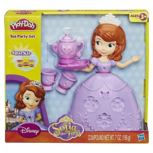 sofia the first play-doh set