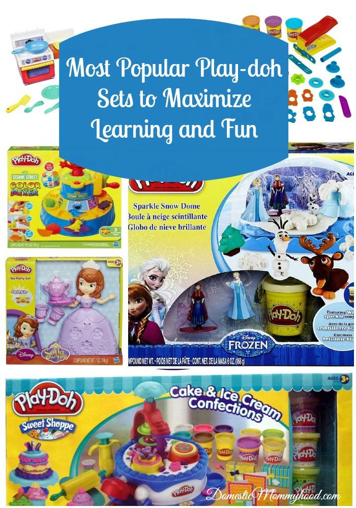 play-doh sets