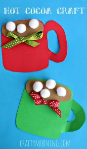 hot cocoa craft