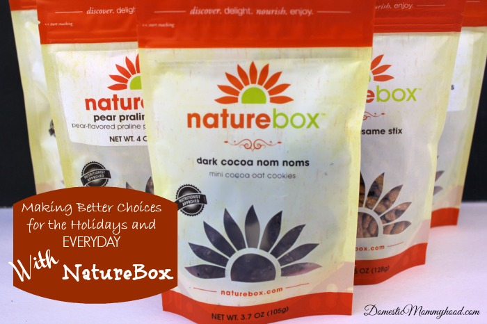 NatureBox – Making Better Choices for the Holidays and EVERYDAY # ...