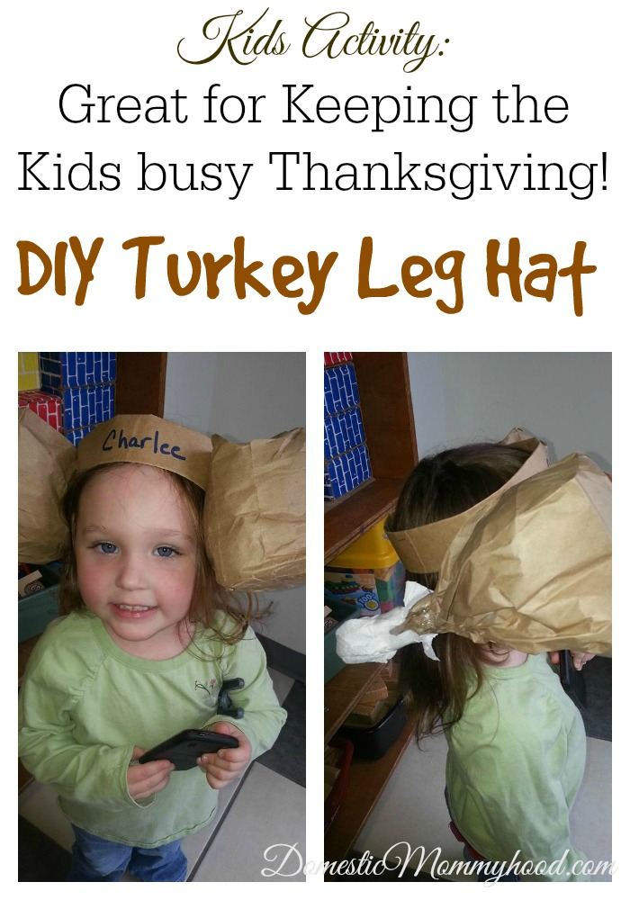 turkey leg hat