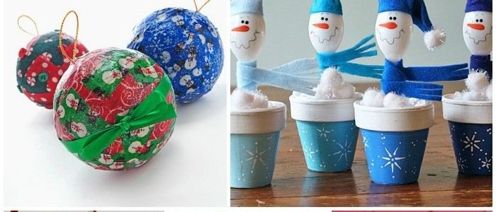 20 Amazingly Fun Christmas Crafts for Kids