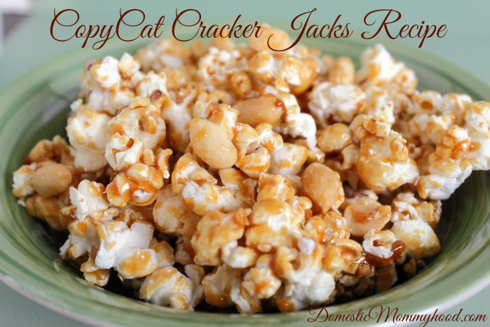 copycat cracker jacks recipe