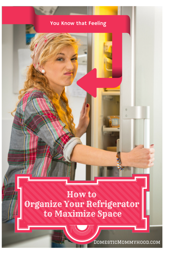 How to Organize Your Refrigerator to Maximize Space