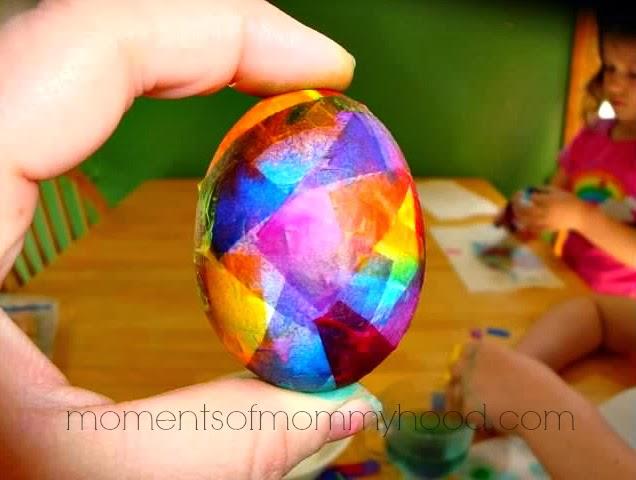 Interesting Ways To Dye Easter Eggs Domestic Mommyhood