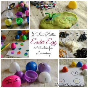 6 Fun Plastic Easter Egg Activities for Learning