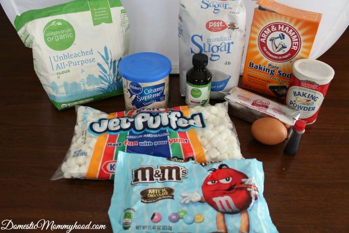 bunny butt cookies ingredients
