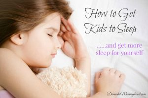 How to Get Kids to Sleep – Relaxation Techniques and More