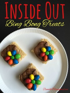 Inside Out Bing Bong Treats #Disney #Insideout #pixar