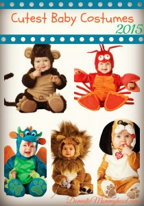 Absolutely Adorable Baby Costumes for Halloween