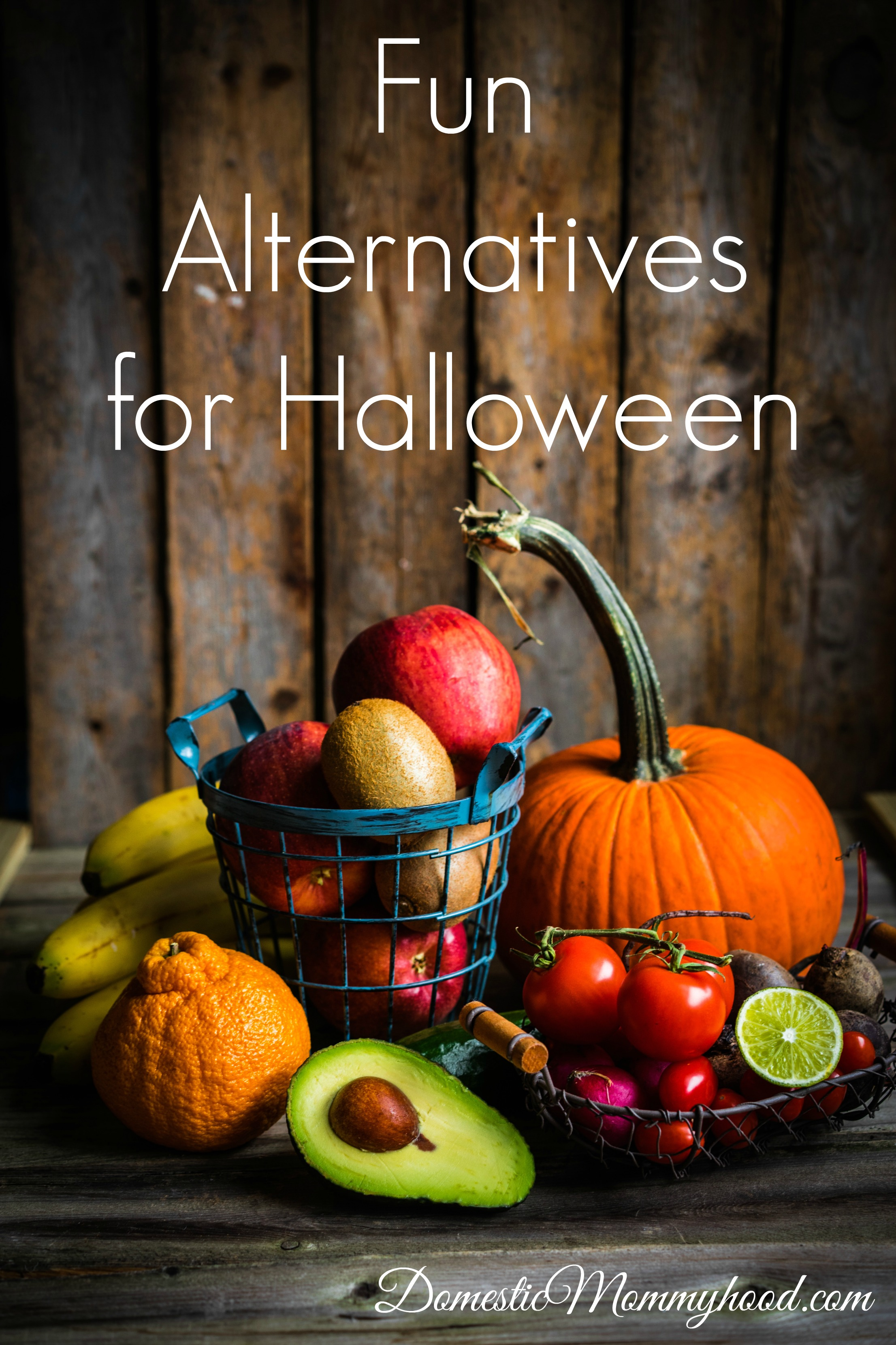 Fun Alternatives for Halloween