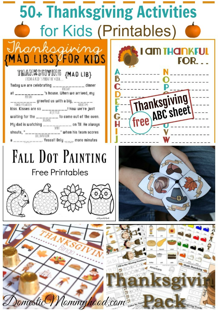 50-thanksgiving-activities-for-kids-printables