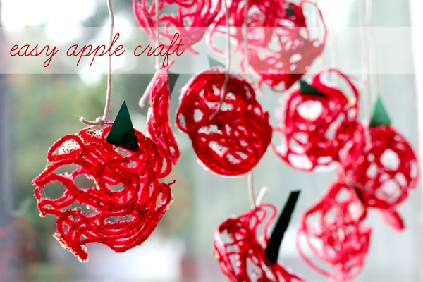 apple-yarn-kids-craft