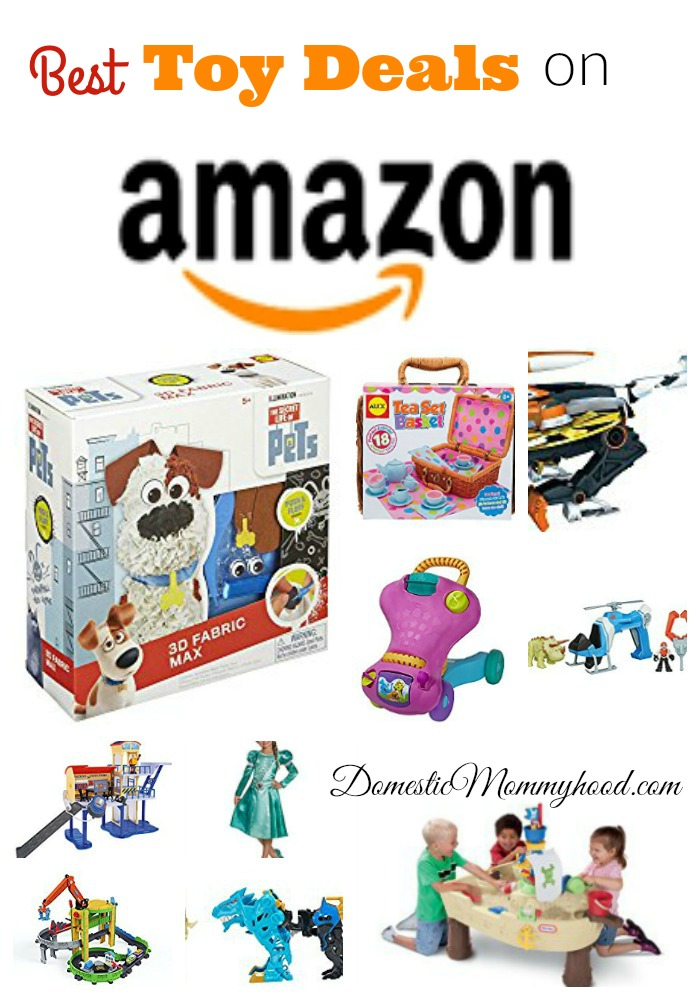 Best Toy Deals on Amazon Round Up