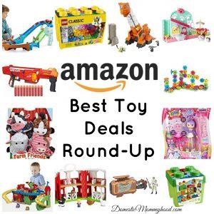 Amazon: Best Toy Deals Round-Up