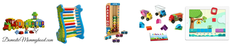 preschool stem toys