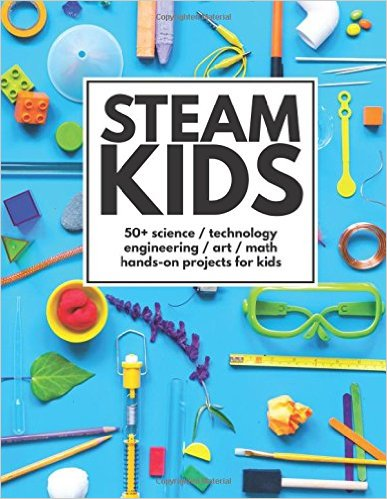 50+ Steam Kids Book