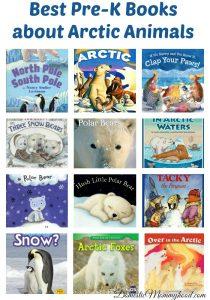 Best Pre-K Books about Arctic Animals
