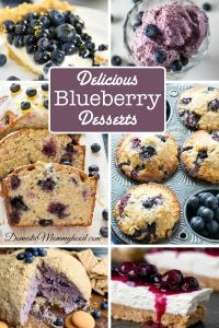 Easy and Fun Blueberry Recipes