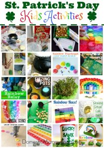 20 St. Patrick's Day Kids Activities