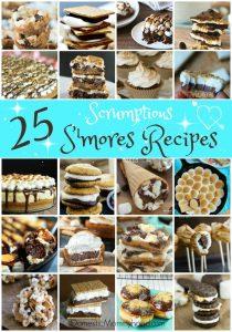 25 Scrumptious S'mores Recipes