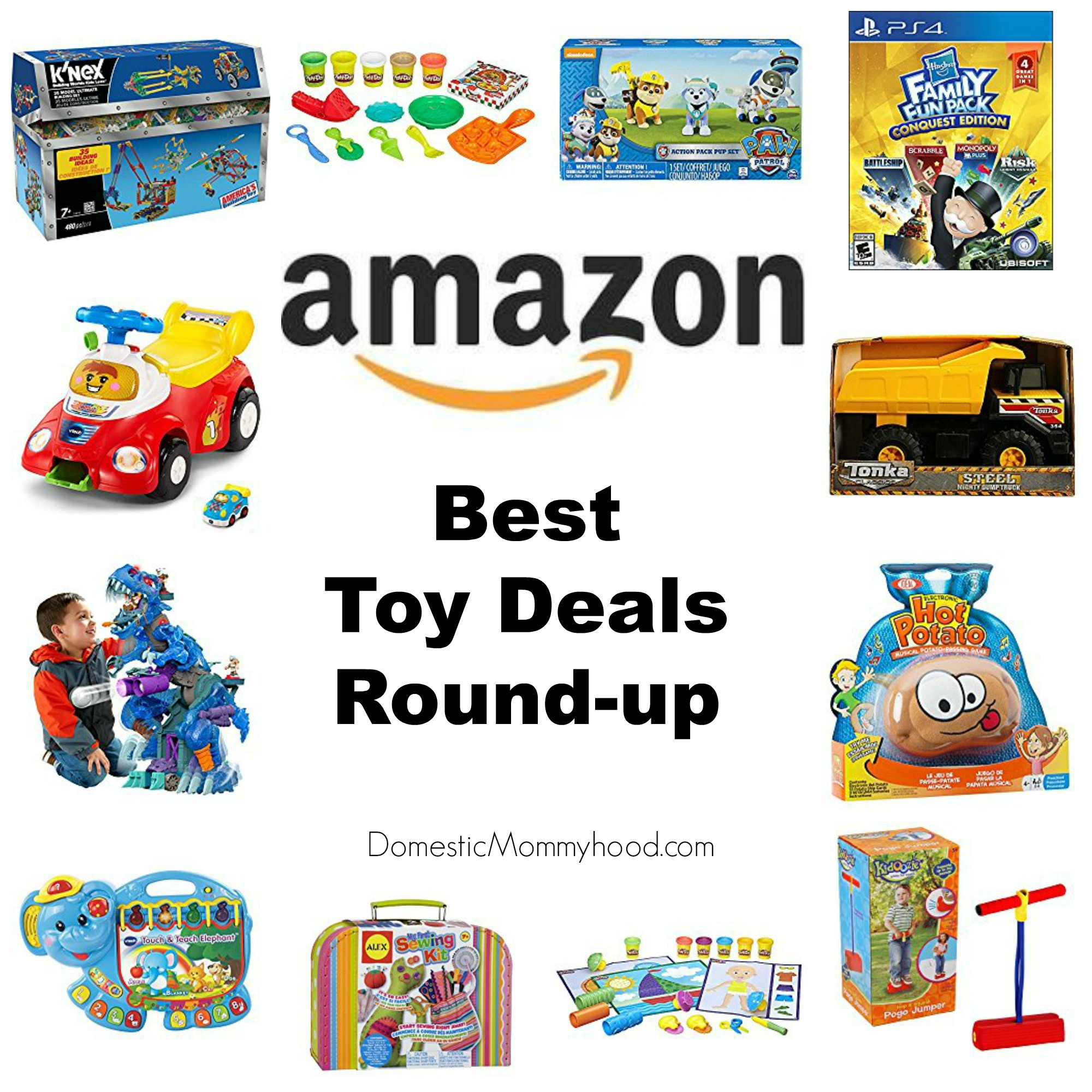 amazon best toy deals round up